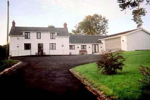 Penffynnon cottage, Cenarth