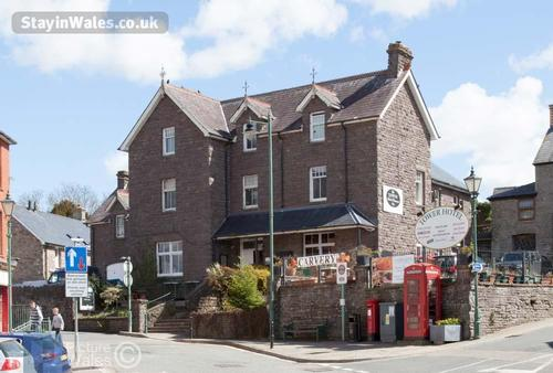 tower hotel, talgarth