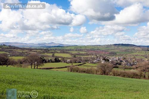 talgarth and brecon beacons