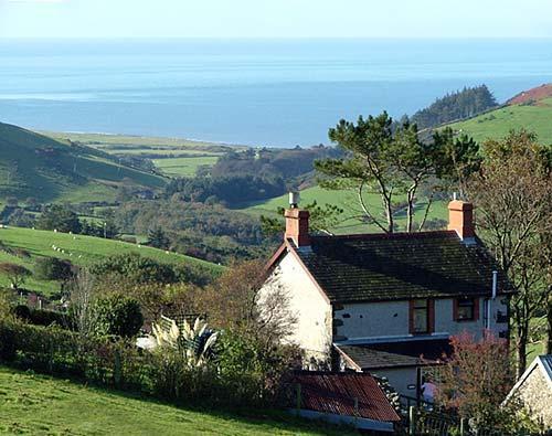 cottage near tywyn