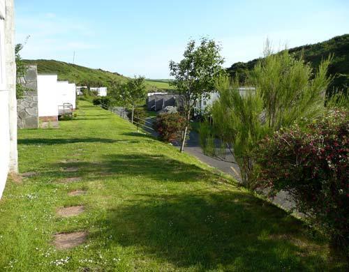 Quiet site near Nolton Haven