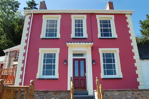 St Dogmaels self catering