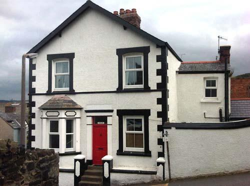 conwy holiday house