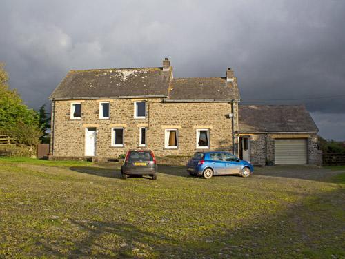 Brynonnen Farmhouse