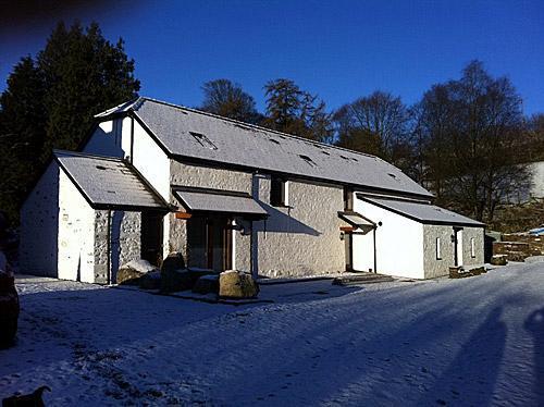 Coed Owen bunkhouse