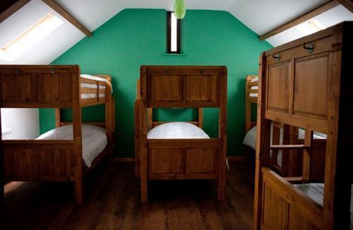 bunkhouse dormitory room