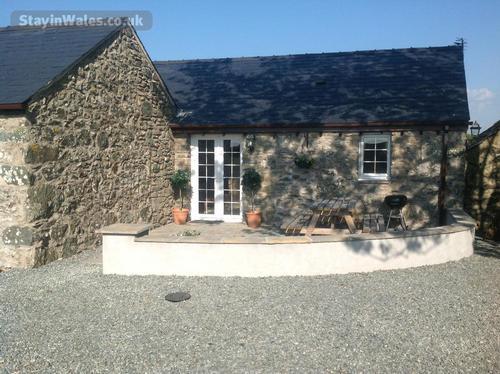 Hunters Lodge cottage