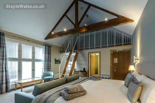 Luxury B&B suite
