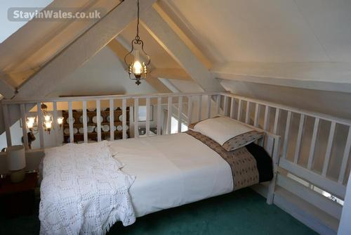 mezzanine bed 1