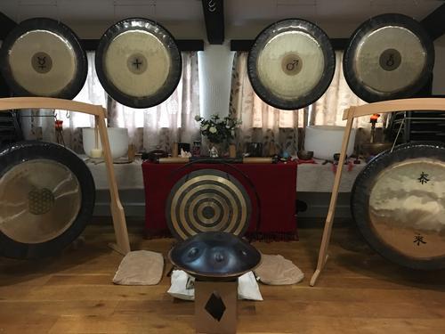 Gong studio