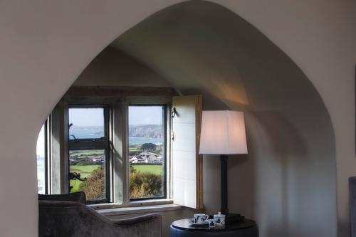 Roch Castle, Ap Grufydd Window Pembrokeshire