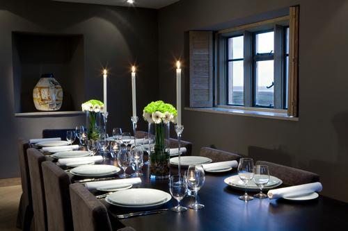 Roch Castle, Dining Room