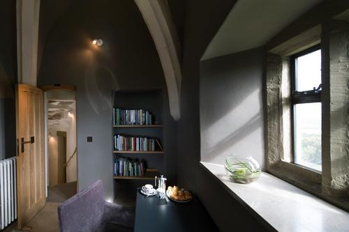 Roch Castle Study