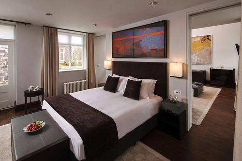 Penrhiw Priory, Meadow Bedroom