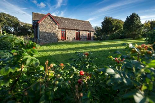 Penrhiw Priory, Meadow Bedroom Garden