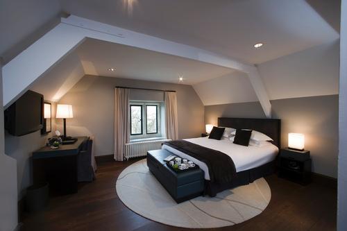Penrhiw Priory, Treetops Bedroom