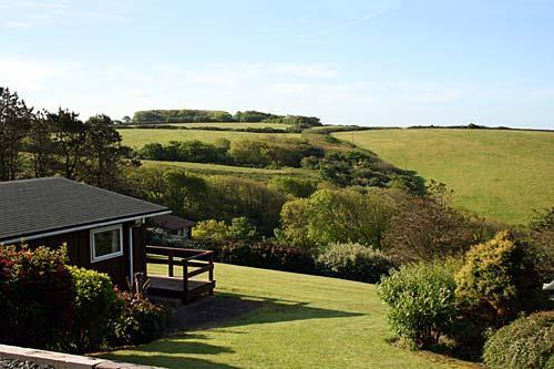 Timber Hill Pembrokeshire lodges