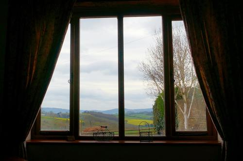 View from Beili sitting room