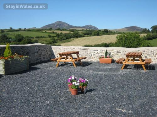 An unspoilt setting on the Llyn Peninsula