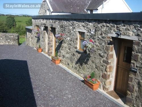 Hendre Barns on the Llyn Peninsula