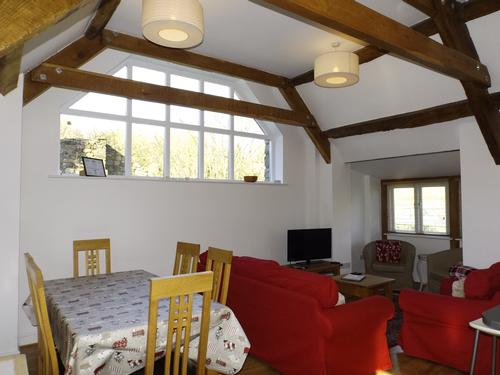 Loft living room