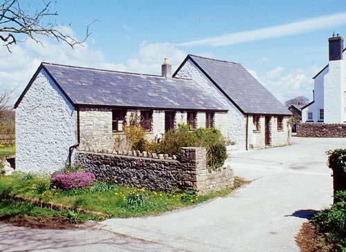 Cowbridge cottages