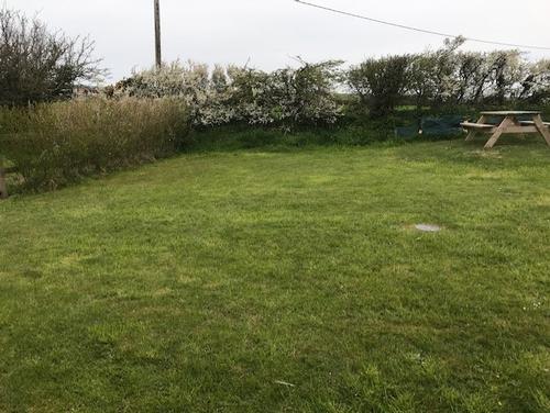 Own enclosed garden