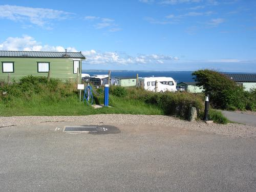 New second Motorhome Service Point
