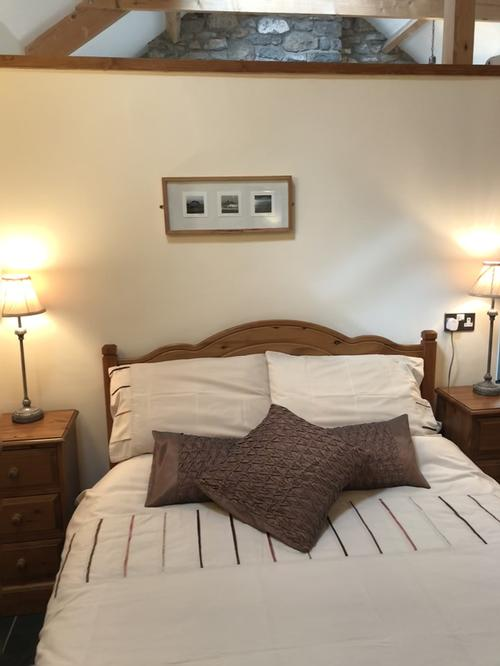 Stable double bed