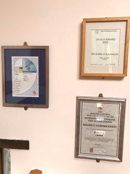 Some of our awards