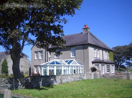 Anglesey farmhouse B&B