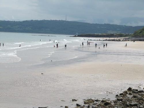 Benllech Blue flag beach