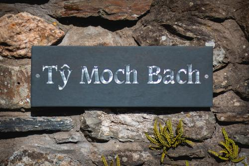 Ty Moch Bach - Welsh for Small Piglet House