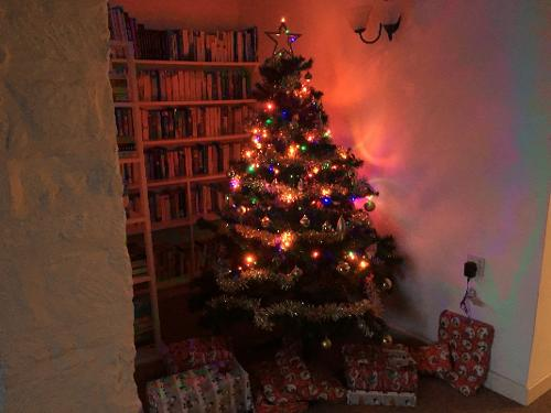 Christmas at Trenewydd-Cottages-Pembrokeshire