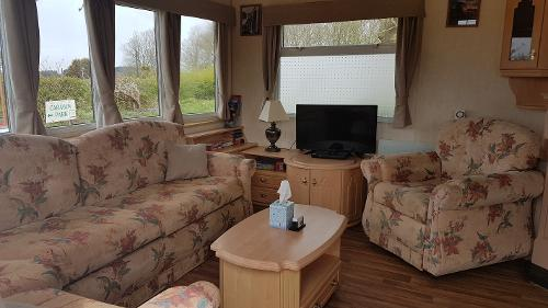 Lounge Area of The Leven