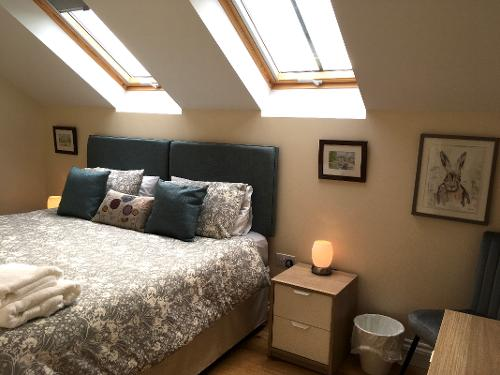 Bedroom 3. Twin or double bed