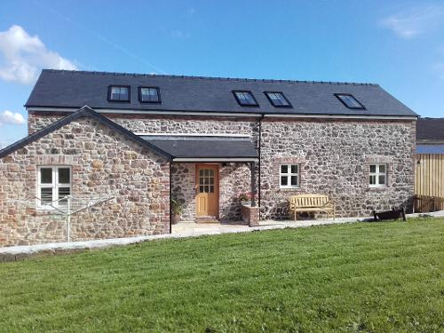Our other cottage, The Chaffhouse