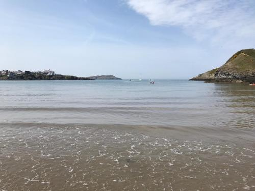 Cemaes Bay Beach