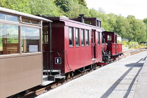 The Brecon Mountain Railway