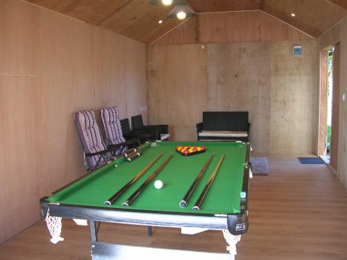 New Games Room for 2021.