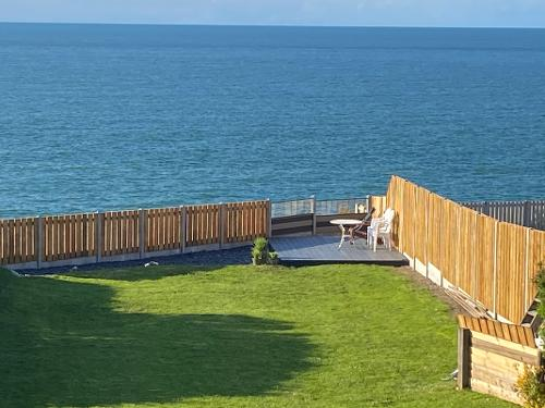 New deck added for summer 2021