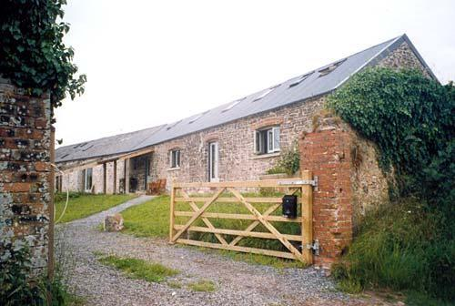 Pembrokeshire holiday accommodation in West Trewen