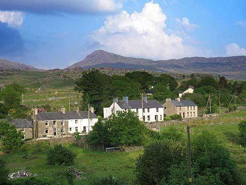 Rhyd Du, Snowdonia