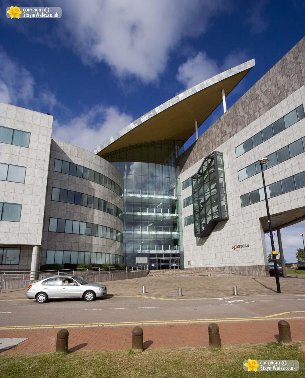 Atradius Building Cardiff Bay