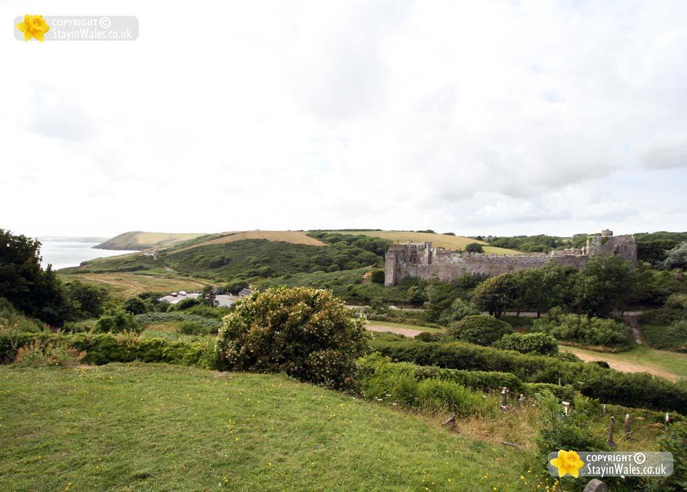 Manorbier picture