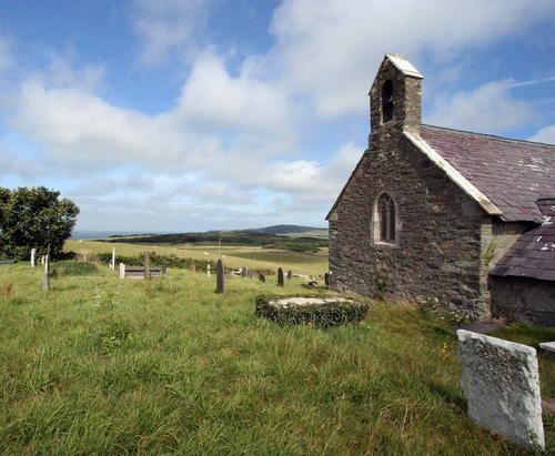 Llanfaethlu Church, Anglesey