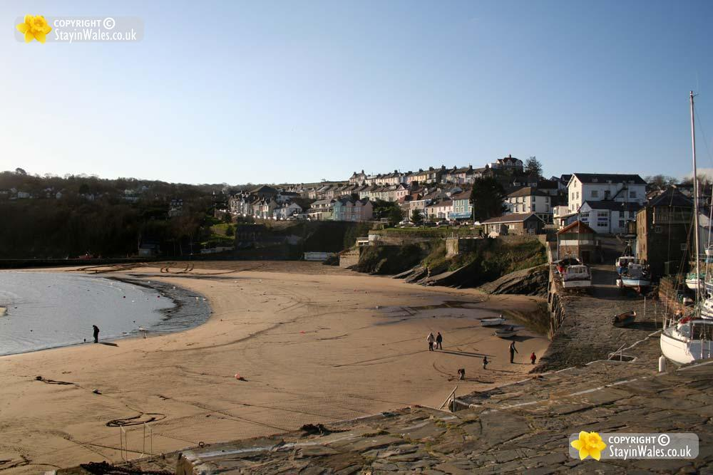 New Quay picture