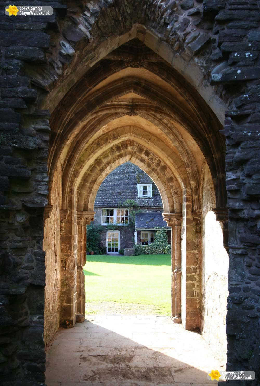 Llanthony picture