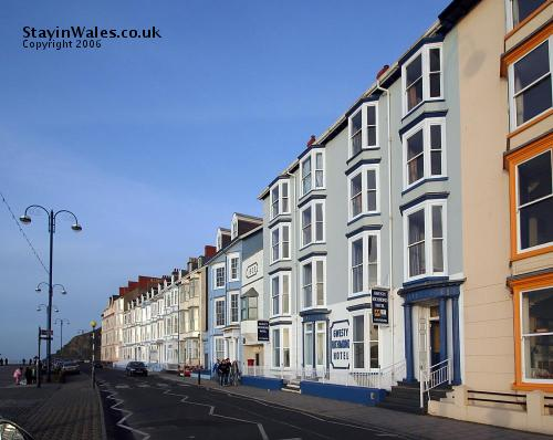 Aberystwyth hotel