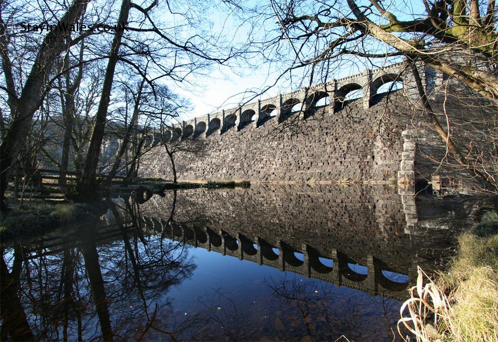 Dam at Vyrnwy